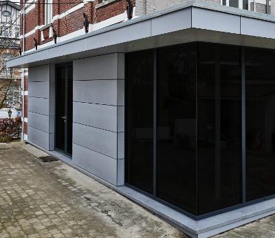 Ny facadebeklædning - start her | Beregn din pris online